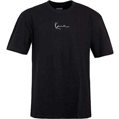Karl Kani Signature T-Shirt (S, Black/White)