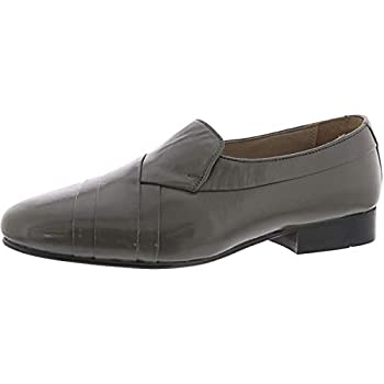Giorgio Brutini mens Pierce Slip On Loafer Grey 8.5 US