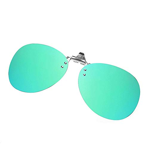FF FRAZALA Polarized Clip-on Sunglasses