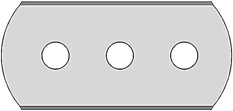Tapijtstripsnijder Pangolino reservemesjes 20 stuks (2 x 10 stuks)