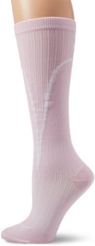 Zoot Sports Women s Performance 2 0 CRX Socks Pink White Large product image