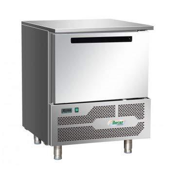 Abbattitore di temperatura professionale 5 teglie GN 1/1 o nr. 5 x cm 60x40