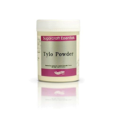 Rainbow Dust Essbar Tylo Tylose Pulver Stärken Zuckerpaste Gum Paste - 120g