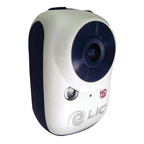 Liquid Image EGO Action-Cam (12 Megapixel CMOS Sensor, microSDHC-Kartenslot, USB 2.0) weiß