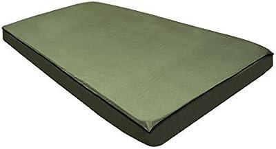 Kuber Industries™ Waterproof & Dustproof Mattress Protector,Waterproof Double Bedsheet (King Size) Green 72 * 75 Inches (MATT03)