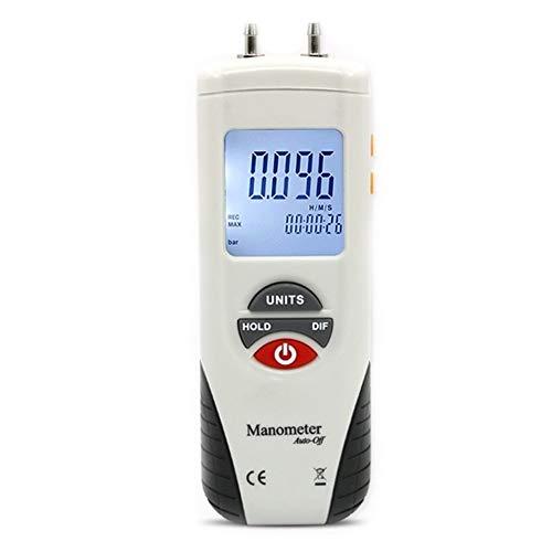 Diagnose-, Test- und Messwerkzeuge Digital Manometer Luftdruckmesser Manometer Differenzial Manometer Kit Data Hold 517kpa für Erwachsene