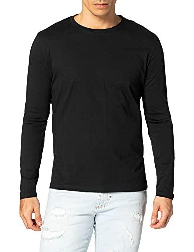 REPLAY M3137 Camiseta, 098 Negro, M para Hombre