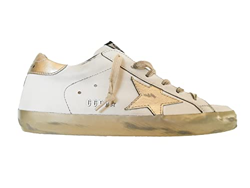Golden Goose Scarpe Donna Sneaker Superstar Vintage GWF00101.F000316.10272 (Numeric_36)