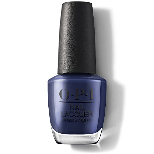 OPI Nail Lacquer, Isn't it Grand Avenue, Blue Nail...