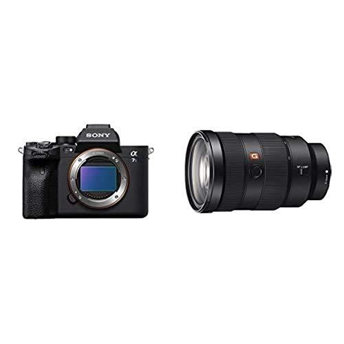 Sony Alpha 7S III Full-Frame Mirrorless Camera with Sony SEL2470GM E-Mount Camera Lens: FE 24-70 mm F2.8 G Master Full Frame Standard Zoom Lens