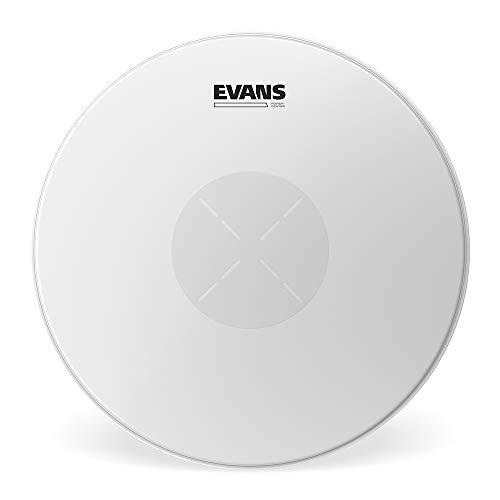 Evans B14G1D 35,56cm (14 Zoll) Snarefell, Power Center, 0,254mm, White