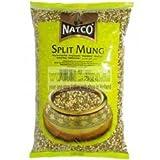 Natco Foods Mung Dall Split 500 g
