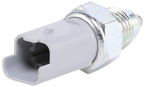 HELLA 6ZF 008 621,481 Interruptor, piloto de marcha atrás , 12V , Número de conexiones: 2 , Contacto de cierre , Color: gris