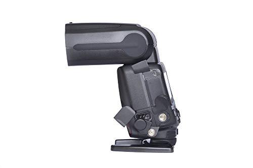 Yongnuo Updated YN600EX-RT II Flash Speedlite for Canon's 600EX-RT/ST-E3-RT Wireless Signal Camera, Master,USB Firmware Upgrade, 1/8000sec Sync Speed