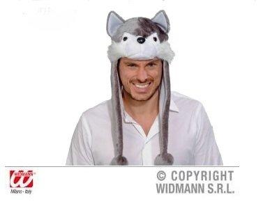 Chapeau Loup pour l'hiver enfants & Adultes