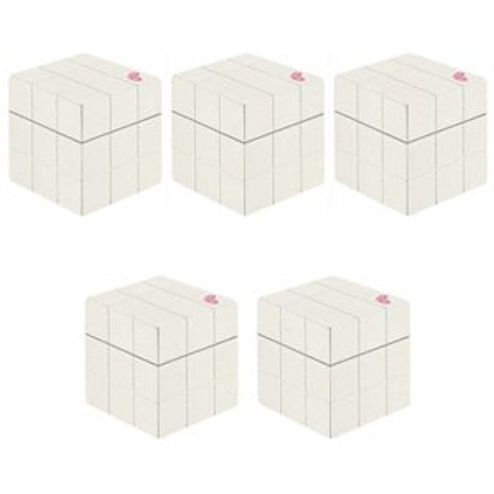 処理タイピスト必要ない【X5個セット】 アリミノ ピース プロデザインシリーズ グロスワックス ホワイト 80g