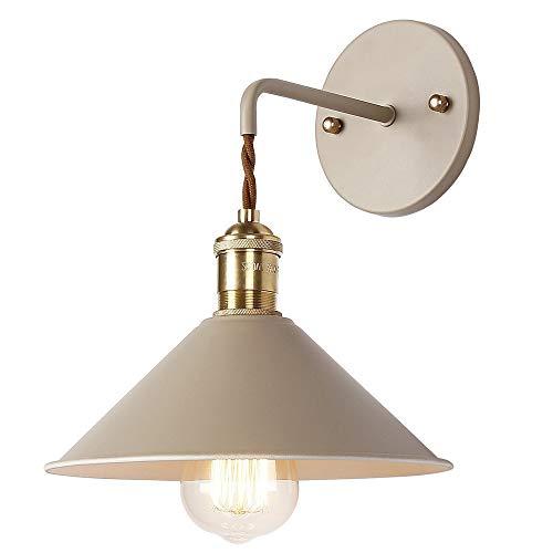SCFUK Aplique Pared, Iluminación Decorativa Industrial