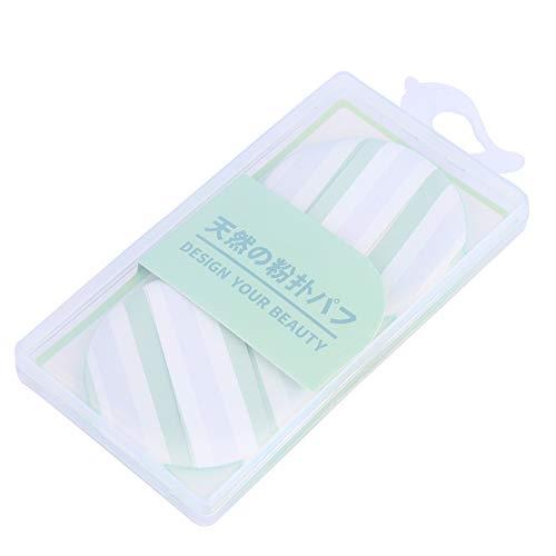 Rotekt 2Pcs Maquillage Poudre Air Cushion Foundation BB Crème Éponge Puff Puff Cosmétiques Outil