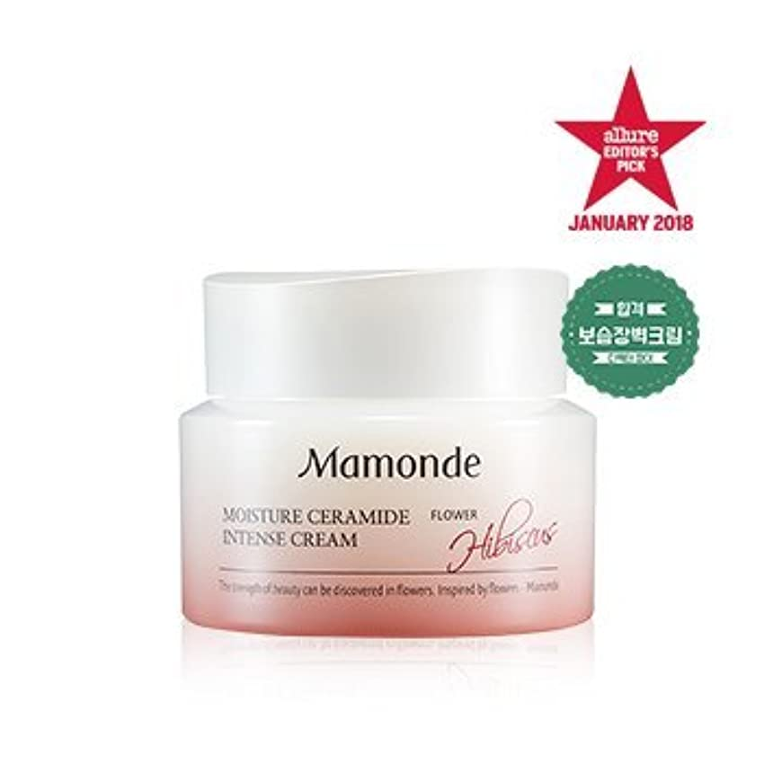 入浴織機崖[MAMONDE] モイスチャーセラミドインテンシブクリーム / Moisture Ceramide Intense cream 50ml [並行輸入品]