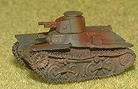 日本 3式軽戦車 1/144 塗装済み完成品 Japan Type 3 Light Tank Ke-Ri 1/144 Painted finished goods