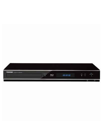 Why Choose Toshiba BDX2500 Blu-ray Disc Player (Black)