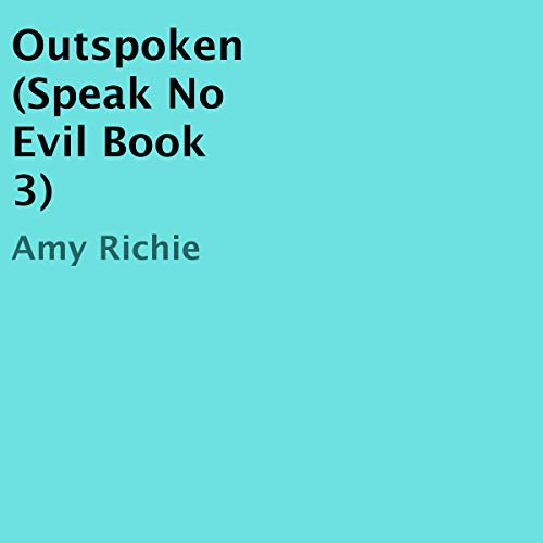 Outspoken audiobook cover art