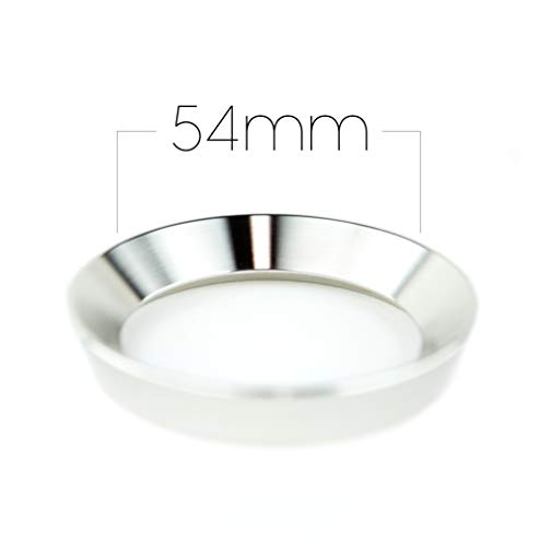 54mm Espresso Dosing Funnel/Ring, Fits 54mm Breville Portafilter