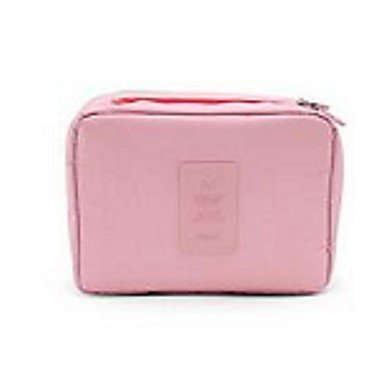 RY@ Femme Polyester Utilisation Professionnelle Trousse de Maquillage , pink