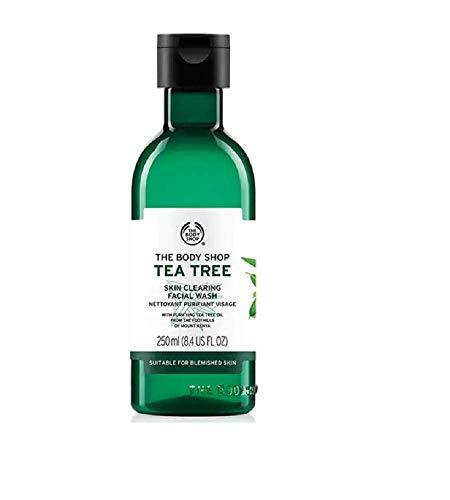 The Body Shop Tea Tree Nettoyant visage 250 ml