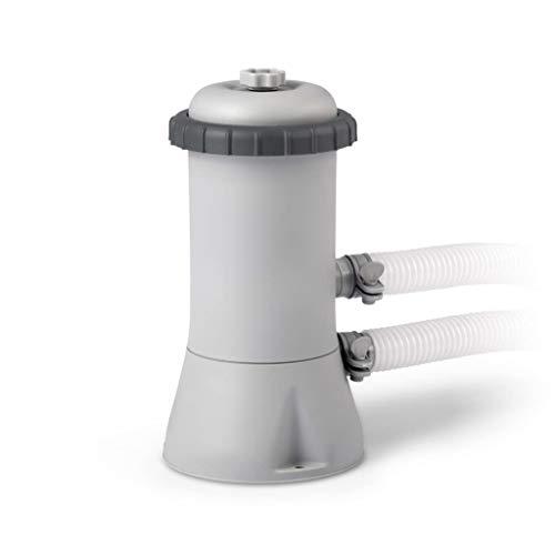 Intex filterpomp met patroon, 3407 l/h, voor zwembad, filter, filterpomp