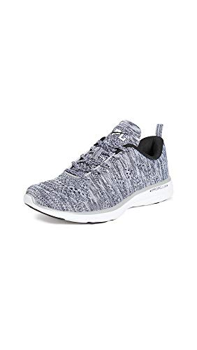 APL: Athletic Propulsion Labs Women's Techloom Pro Sneakers, Heather Grey, 7.5 Medium US