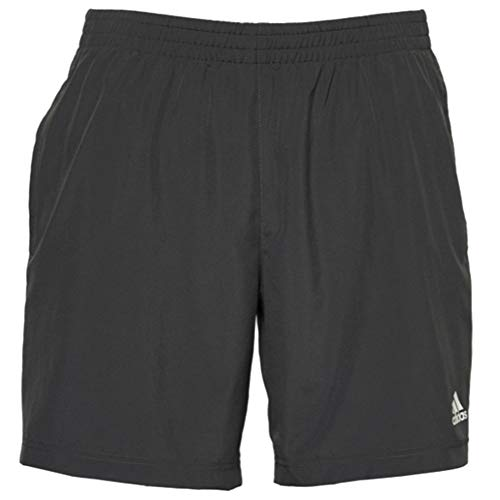 adidas Originals Hombres Run It Short Pb - IDE47, Run It Short Pb, M, gris