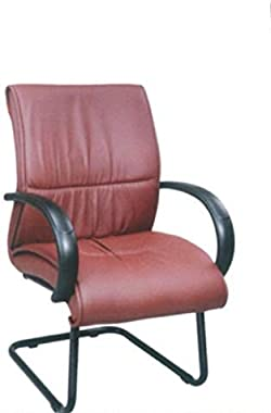 Guru-Chair Office Comfortable Chair for Home/Back Support/Computer Work/Visitor Study- Chair for Work from Home Size-50.8 * 4