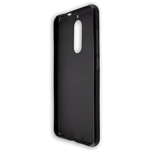 caseroxx TPU-Hülle für Wiko View XL, Handy Hülle Tasche (TPU-Hülle in schwarz)