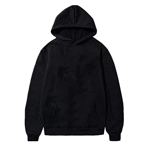 Sudadera con capucha de Harajuku para mujer con capucha casual