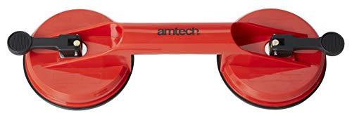Am-Tech Zweifacher Saugheber, sehr stark