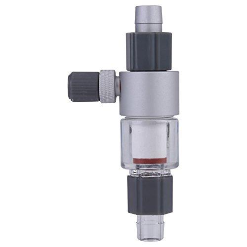 Hffheer Acuario CO2 Atomizador Metal + Acrílico Difusor de dióxido de...