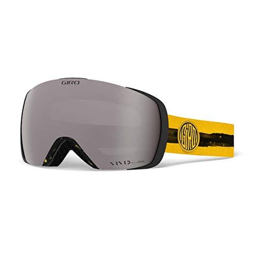 Giro Contact Snow Goggles Ochre Dye Line - Vivid Onyx/Vivid Infrared
