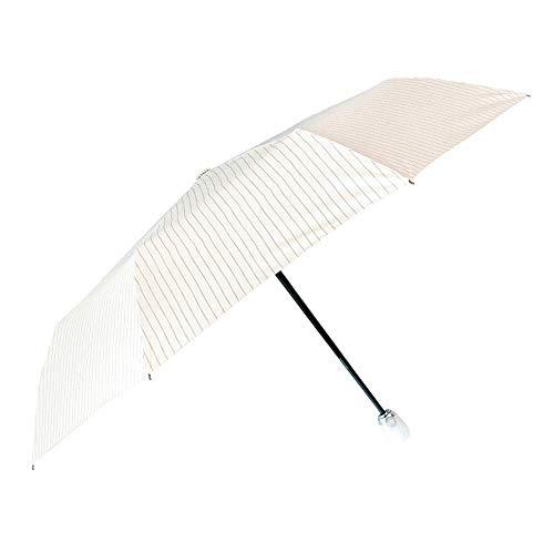 YXDEW Folding Umbrella Folding Umbrella Portable Lightweight Compact Parasol Portable UV Protection for Sun Rain Travel Umbrella waterproof