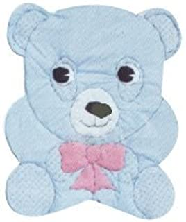 """Baby Quilt Patterns, by Kiddie Komfies, Bear Patchwork Quilt Pattern Boy Girl Quilt Kits Easy 42"""" x 52"""""""