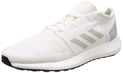 adidas Men's Pureboost Element Running Shoes, White (FTWR White/Grey One F17/Grey Two F17), 3.5 UK