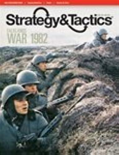 venta de ofertas DG  Strategy & Tactics Magazine    269, with Falklands Showdown 1982 Board Game by DG Decison Games  promociones de descuento