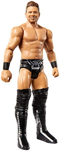WWE The Miz Basic Series #102 Action Figure in 6-inch Scale with Articulation & Ring Gear