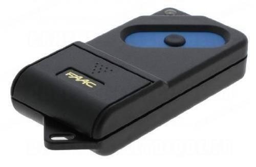 Faac TM1 433DPH - Telecomando frequenza 433 MHz, 1 canale