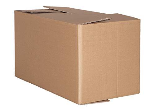 DHL Karton Versandkarton Faltkarton 1000 x 500 x 500 mm Kartonage Verpackung Schachtel 1 Stück einwellig