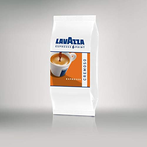 50 capsule caffè Lavazza originali Espresso Point caffe monodose Cremoso