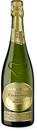Jaume Serra Gran Reserva - Cava Chardonnay - 1 Botella x 750 ml