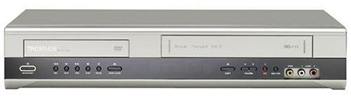 Thomson DTH 6300 DVD-Player/Videorekorder Kombination Silber