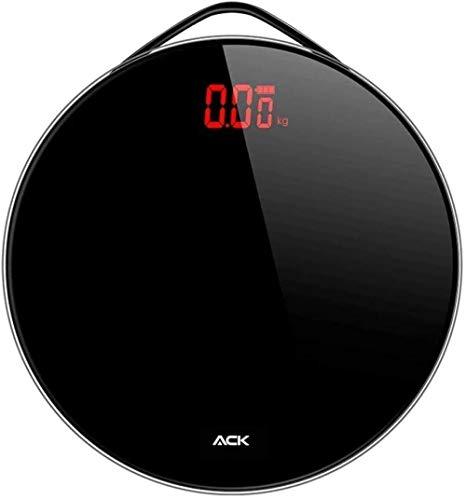 Báscula de baño Cuerpo Smart Electronic Digital Weight Home Floor Balance Vidrio templado