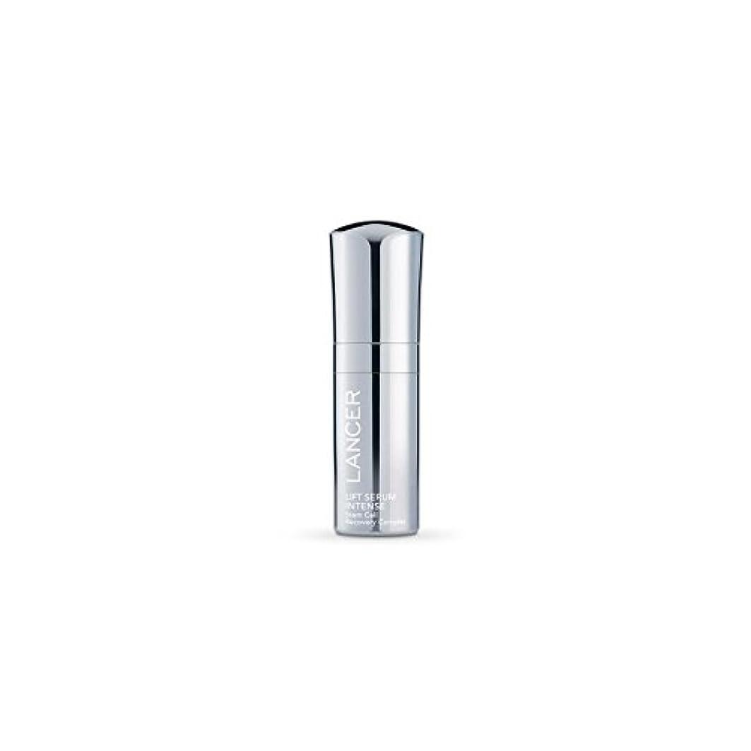 不透明な学習曲強烈ランサースキンケアリフト血清(30ミリリットル) x4 - Lancer Skincare Lift Serum Intense (30ml) (Pack of 4) [並行輸入品]